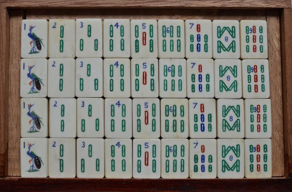 LAW 3_B_0137. Bone/Bamboo.