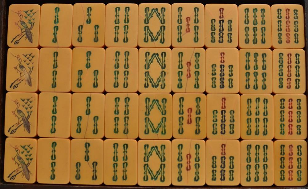 LAW 8_0329_C. Bakelite/Green Wafer.