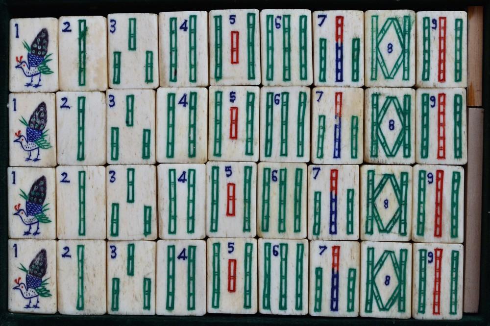 LAW 15_0546_A. Bone/Bamboo.