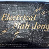 LAW 20_0696_B. Electrical Mah Jong.