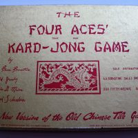 LAW 20_0710_I. The Four Aces' Card-Jongg Game.